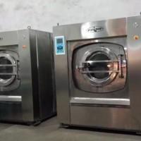 西安市二手宾馆洗衣设备价格表航星100公斤二手水洗设备