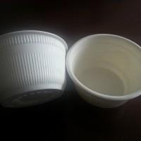可以吃的纯淀粉全降解餐具及包装制品流水线