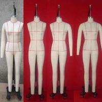上海欧美试衣人台,上海板房裁剪模特